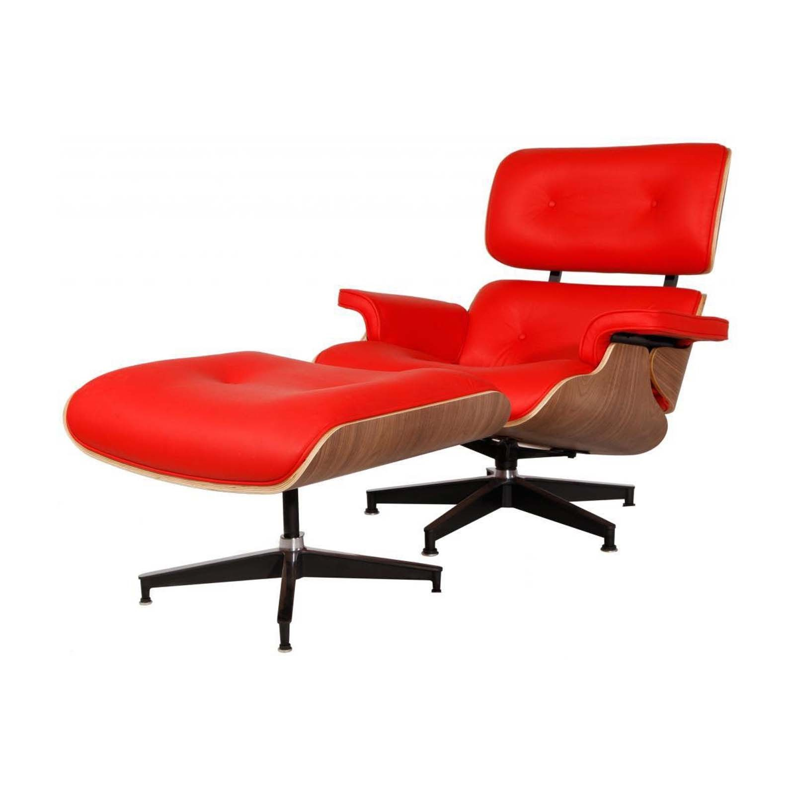 eames chair replica lounge chair ottoman modterior