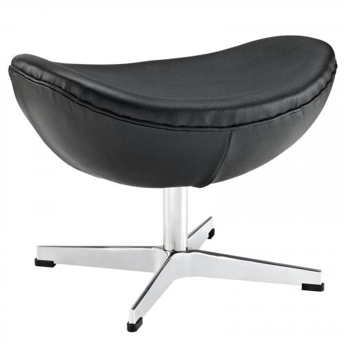 Jacobsen Style Ottoman for Egg Chair - Leather