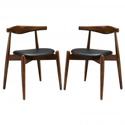 Stalwart Dining Side Chairs Set of 2