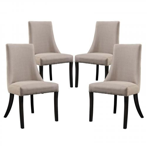 Reverie Dining Side Chair Set of 4