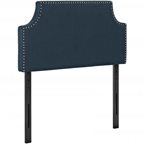 Laura Twin Fabric Headboard