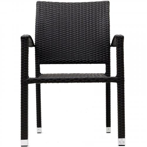Bella Outdoor Dining Patio Arm Chair
