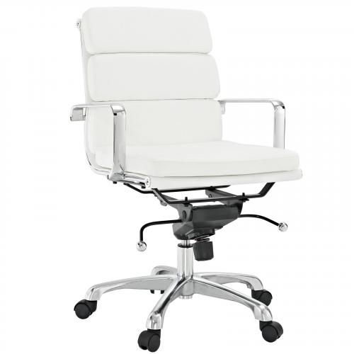 Eden Padded Mid Back Office Chair