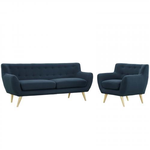 Remark Living Room Set - 2 Piece