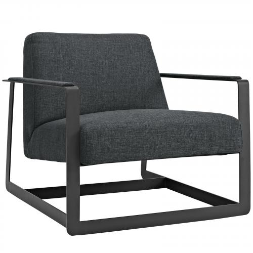 Seg Fabric Accent Chair