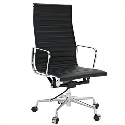 Classic Aluminum Executive Office Chair