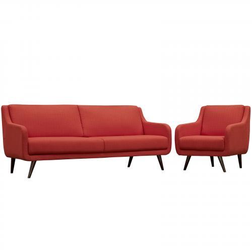Verve Living Room Set - 2 Piece