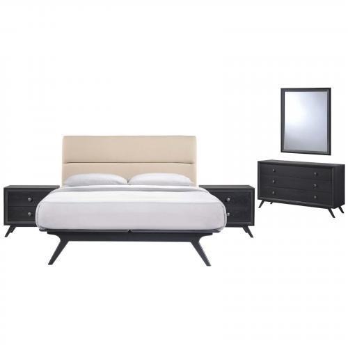 Addison Queen Bedroom Set - 5 Piece