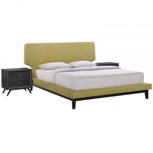 Bethany 3 Piece Queen Bedroom Set