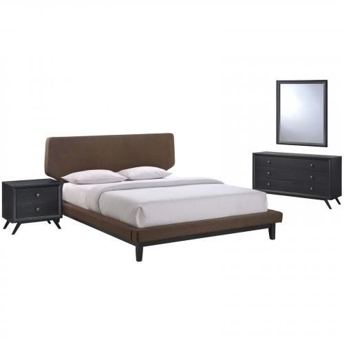 Bethany 4 Piece Queen Bedroom Set
