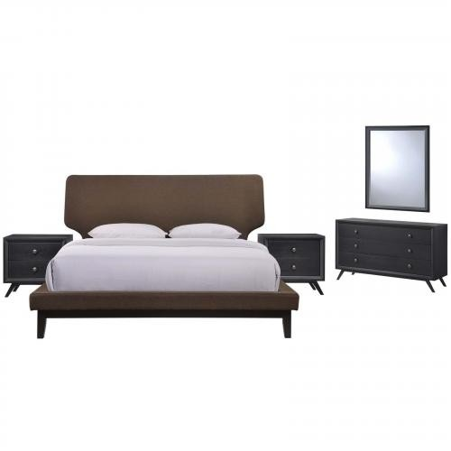 Bethany 5 Piece Queen Bedroom Set