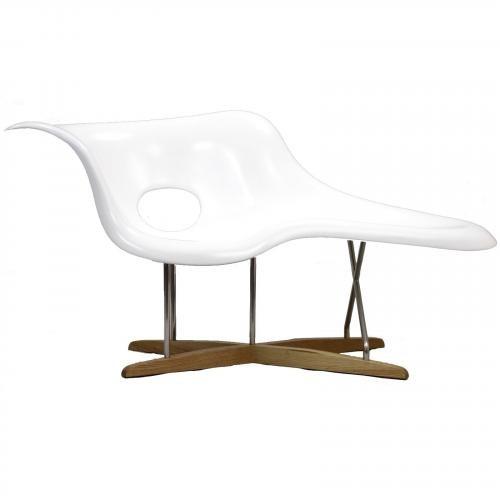 La Chaise Molded Lounge Chair
