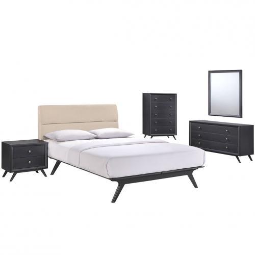 Addison 5 Piece Queen Bedroom Set