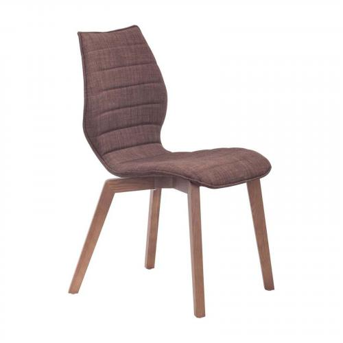 Aalborg Dining Chair in Tobacco Set of 2