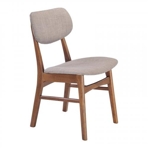 Midtown Dining Chair Dove Gray Set of 2