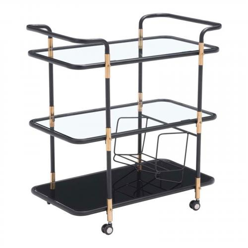 Secret Serving Cart