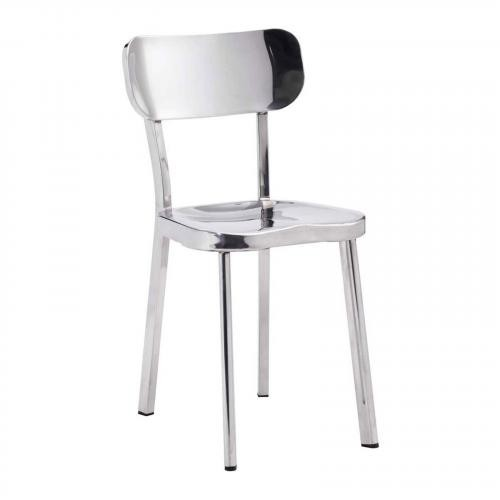 Winter Chair Stainless Steel Set of 2