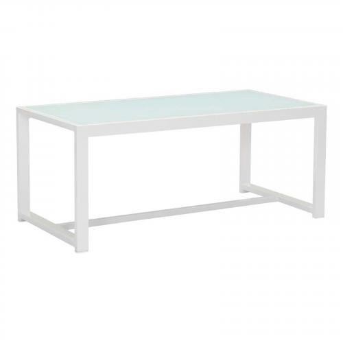 Golden Beach Coffee Table White