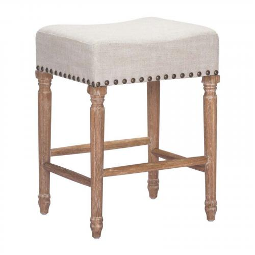 Anaheim Counter Stool Beige