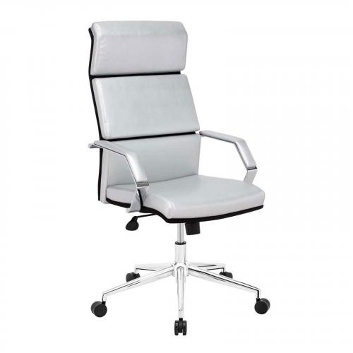 Lider Pro Office Chair Silver