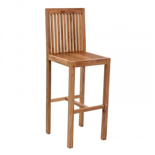 Trimaran Bar Chair Natural