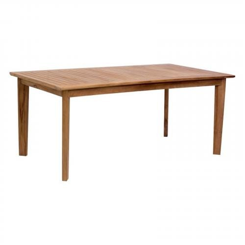 Nautical Dining Table Natural