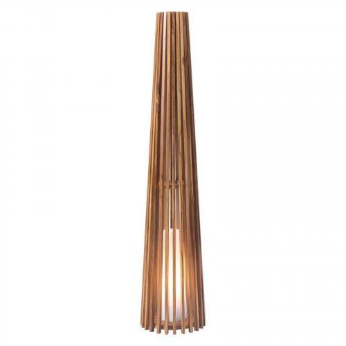 Cosima Floor Lamp Natural Teak