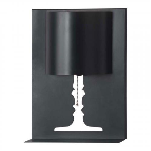Dream Wall Lamp in Black