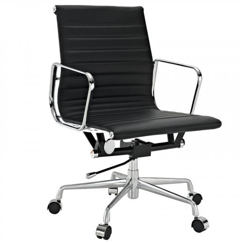 MOD Classic Alum. Management Office Chair