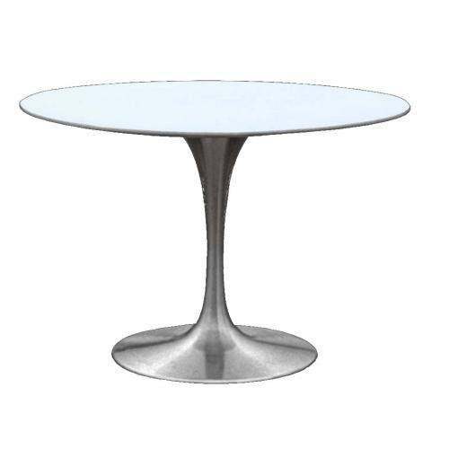 "Silverado 60"" Fiberglass Dining Table"