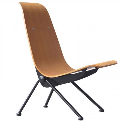 Scolta Dining Side Chair, Walnut