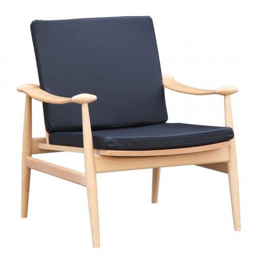 Vogel Wood Lounge Chair