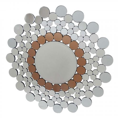 Bronze Wall Mirror