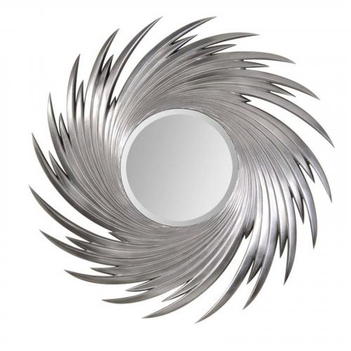 Wave Wall Mirror