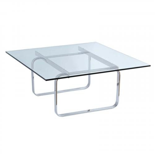 Hans Coffee Table, Glass