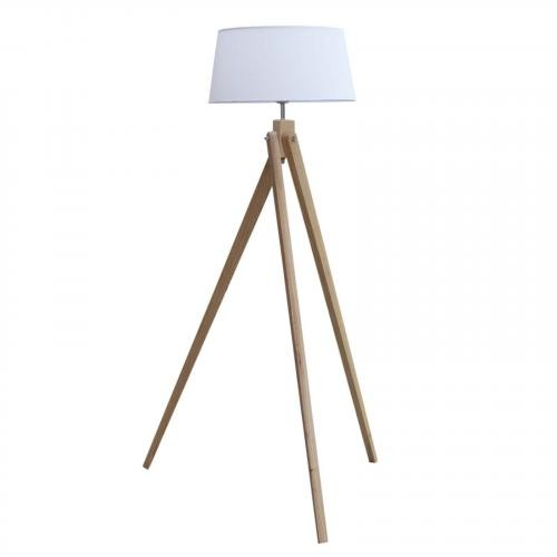 Zone Floor Lamp, Natural