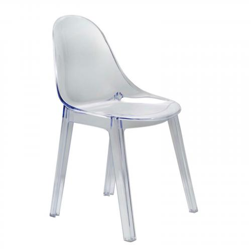 Clearma Dining Chair, Clear