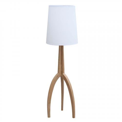Tweet Floor Lamp, Natural
