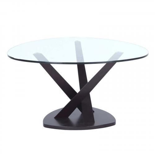 Split Coffee Table, Black
