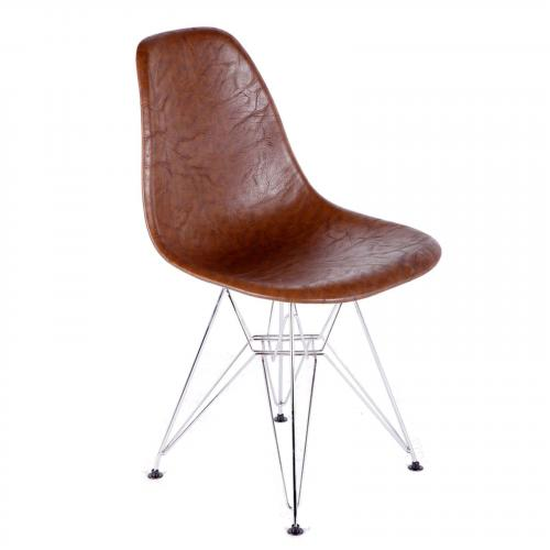 Vincent Chrome Dining Chair