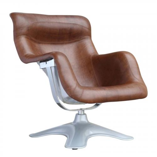 Spring High Chair, Brown