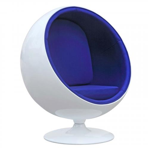 Kids Space Fiberglass Chair