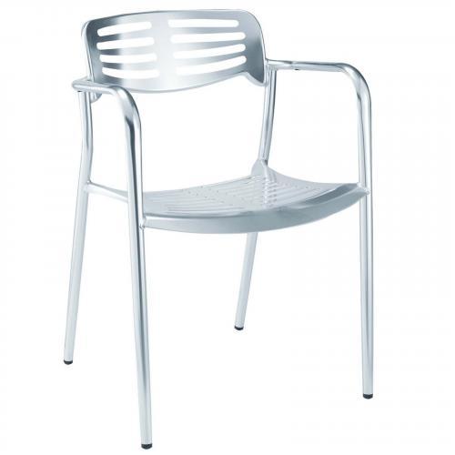 Aluminum Dining Chair