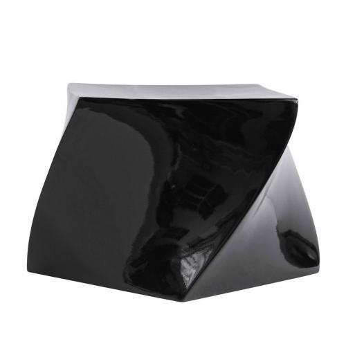 Cube Fiberglass Ottoman