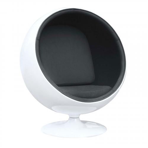 Ball Fiberglass Chair