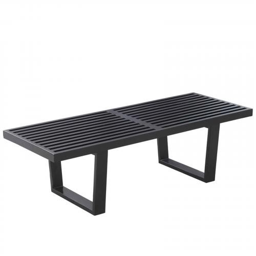 """Wood 48"""" Wooden Bench"""