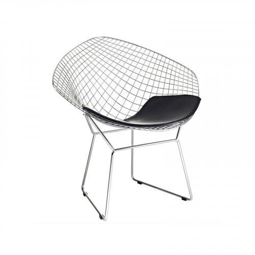 Wire Diamond Chair