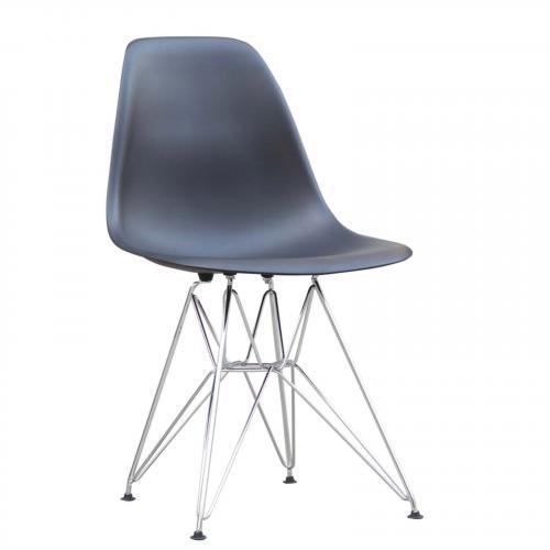 WireLeg Dining Side Chair