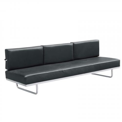 Flat Lc5 Leather Sofa Bed