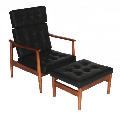 Vod Leather Lounge Set